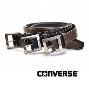 コンバースベルト メンズ キングサイズ(130cm) ビジネス 合成皮革/cv0903kLブラック/ダークブラウン/ブラウン flyingbluenet
