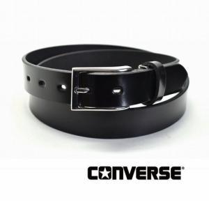 コンバースベルト メンズ ビジネス 合成皮革 cv1928 BLACK ブラック|flyingbluenet