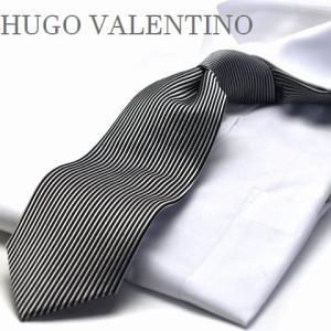 簡単装着 ワンタッチネクタイ(ジッパー)  クイックネクタイ HUGO VALENTINO HWA-103|flyingbluenet