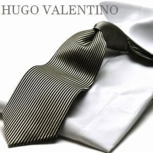 簡単装着 ワンタッチネクタイ(ジッパー)  クイックネクタイ HUGO VALENTINO HWA-104|flyingbluenet