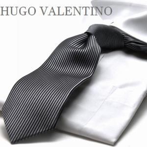 簡単装着 ワンタッチネクタイ(ジッパー)  クイックネクタイ HUGO VALENTINO HWA-105|flyingbluenet