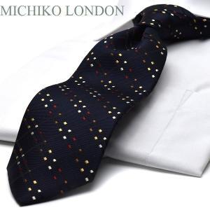 MICHIKO LONDON  M-104 ブランド ネクタ...