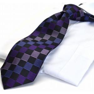 ブランドネクタイ HUGO VALENTINO TYPE-1...