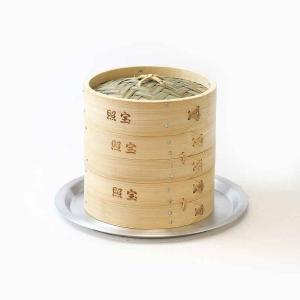 照宝 中華せいろ 竹製 蒸し板セット φ18cm|flyingsaucer