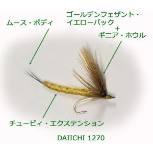 チュービィ・モンカゲロウ(完成品フライ) flymart