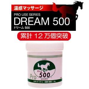 一光化学 温感マッサージクリーム ドリーム500