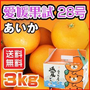 愛媛県産 あいか 愛媛果試第28号 訳有り 大きさおまかせ 送料無料 3kg (M2)|fmarushe535