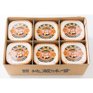 合わせ味噌 500g×6|fmarushe535