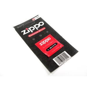 zippo ジッポー ライター ジッポーライター用 芯 ウィック 1本入り|fnetscom