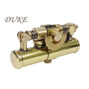 日本製オイルライター DUKE デュークIV ブラス|fnetscom