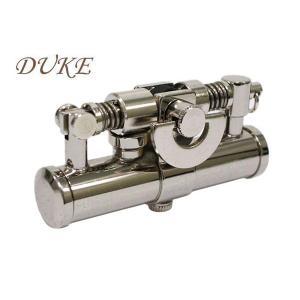 日本製オイルライター DUKE デュークIV ニッケルミガキ|fnetscom