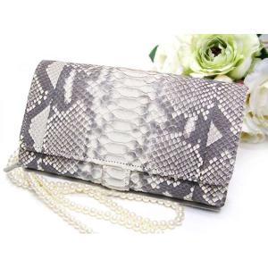 財布 SANTA MARIAパイソン長財布女性用T3370-PY|fnetscom