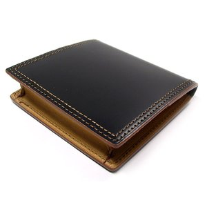 財布 メンズ コードバン 小銭入れブラック CO-5|fnetscom