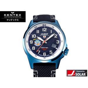 KENTEX ケンテックス 腕時計 航空自衛隊 ブルーインパルス BlueImpulse ソーラースタンダード メンズ S715M-07  送料無料|fnetscom