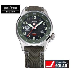 KENTEX ケンテックス 腕時計 JGSDF 陸上自衛隊 ソーラースタンダード メンズ S715M...