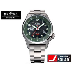 KENTEX ケンテックス 腕時計 JGSDF 陸上自衛隊 ソーラースタンダード メンズ S715M-04 01M 送料無料|fnetscom