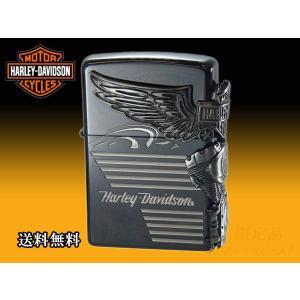 zippoライター ジッポー HARLEY-DAVIDSON ハーレーダビットソン HDP-25|fnetscom