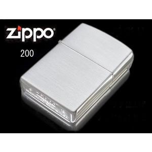 zippo ジッポー ライター レギュラー クローム NO200|fnetscom