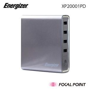 モバイルバッテリー Energizer XP20001PD TYPE-C POWER BANK 20,000mAh 大容量 ハブ PSE|focalpoint|03