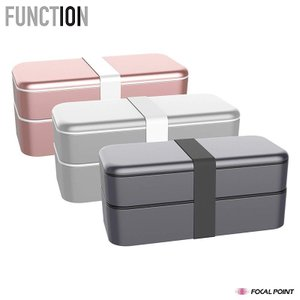 FUNCTION101 BENTO STACK ベントウスタック Appleアクセサリ収納ケース 全3種 送料無料 focalpoint