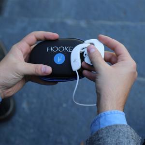 マイク Hooke Audio Hooke Verse イヤホン型 バイノーラル マイクロフォン マイク本体|focalpoint|11
