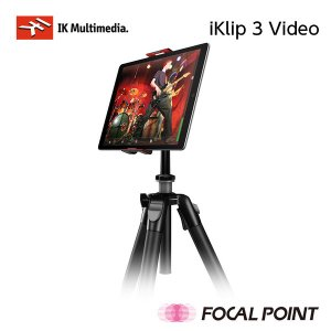 IK Multimedia iKlip 3 Video カメラスタンドマウント 送料無料|focalpoint|04