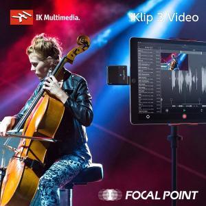 IK Multimedia iKlip 3 Video カメラスタンドマウント 送料無料|focalpoint|10