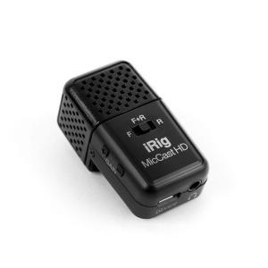 マイク IK Multimedia iRig Mic Cast HD スマホにくっつくデジタル接続マイク マイク本体|focalpoint|03