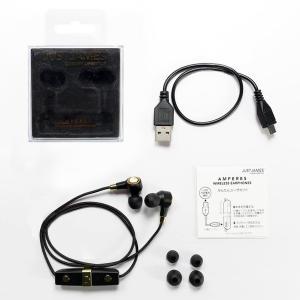 ワイヤレスイヤホン JUSTJAMES AMPERES WIRELESS EARPHONES Bluetooth 全3種|focalpoint|11