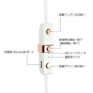 ワイヤレスイヤホン JUSTJAMES AMPERES WIRELESS EARPHONES Bluetooth 全3種|focalpoint|09