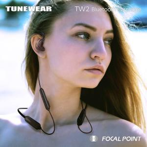 ワイヤレスイヤホン TUNEWEAR TW2 WIRELESS EARPHONES Bluetooth 15時間|focalpoint|04