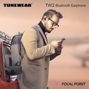 ワイヤレスイヤホン TUNEWEAR TW2 WIRELESS EARPHONES Bluetooth 15時間|focalpoint|06