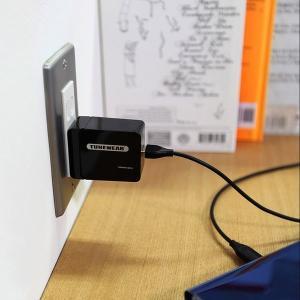 ACアダプター TUNEMAX QC3-1 USB電源アダプタ 急速充電 Qualcomm認証 focalpoint 07