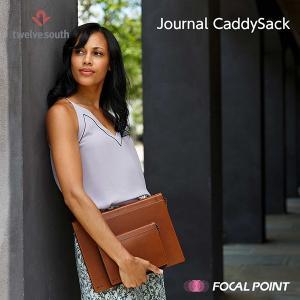Twelve South Journal CaddySack ガジェット収納 本革製ポーチ 送料無料|focalpoint|08