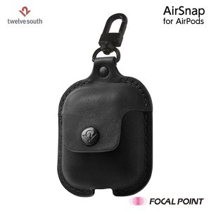 Twelve South AirSnap for AirPods 本革AirPodsケース 全3種 送料無料|focalpoint|02