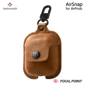 Twelve South AirSnap for AirPods 本革AirPodsケース 全3種 送料無料|focalpoint|03