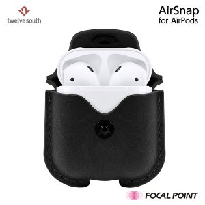 Twelve South AirSnap for AirPods 本革AirPodsケース 全3種 送料無料|focalpoint|05