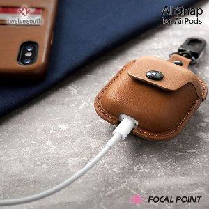Twelve South AirSnap for AirPods 本革AirPodsケース 全3種 送料無料|focalpoint|06