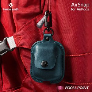 Twelve South AirSnap for AirPods 本革AirPodsケース 全3種 送料無料|focalpoint|08