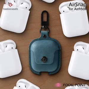 Twelve South AirSnap for AirPods 本革AirPodsケース 全3種 送料無料|focalpoint|09