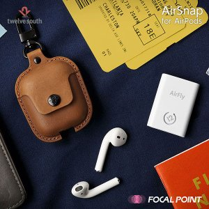 Twelve South AirSnap for AirPods 本革AirPodsケース 全3種 送料無料|focalpoint|10