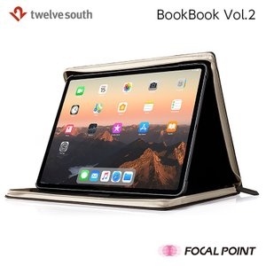 iPadケース Twelve South BookBook Vol.2 for iPad Pro 12.9インチ用カバー|focalpoint|02