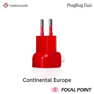 Twelve South PlugBug Duo MacBook iPad 海外用コンセント対応 拡張電源アダプタ|focalpoint|07