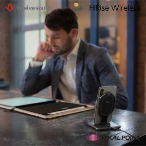 ワイヤレス充電器 Twelve South HiRise Wireless ワイヤレス充電スタンド 取り外し可能|focalpoint|07