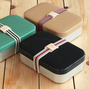 【ZELT】アルミランチ1段  お弁当箱 ピクニック 運動会 行楽 シンプル 日本製 カフェ風 おしゃれ メンズ レディース fofoca