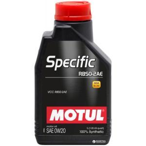 MOTUL(モチュール) SPECIFIC RBS0-2AE 0W20 1L 100%化学合成オイル (正規品)|foglio