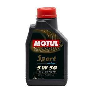MOTUL(モチュール) Sport 5W50 1L 100%化学合成オイル (正規品)|foglio