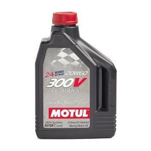 MOTUL(モチュール) 300V LE MANS 20W60 20L 100%化学合成オイル (正規品)|foglio