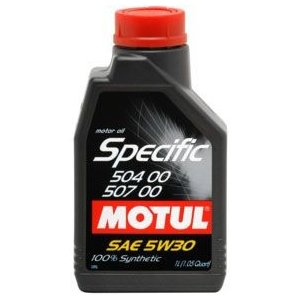 MOTUL(モチュール) Specific 504 00 507 00 5W30 1L 100%化学合成オイル (正規品)|foglio