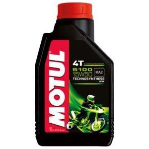 MOTUL(モチュール) 5100 4T 15W50 1L バイク用化学合成オイル (正規品)|foglio